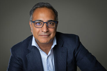 Photo - Manoj Mahtani - CEO of Shine Partnerships Ltd